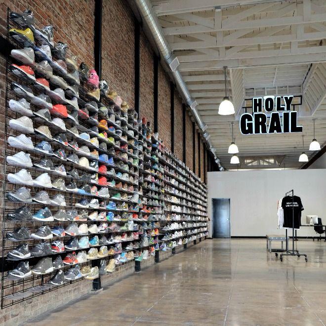 Toko Sepatu Sneaker Terbaik Di LA